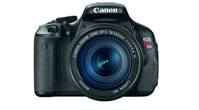 Canon EOS Rebel T3i – What Good Photos Are Made Of