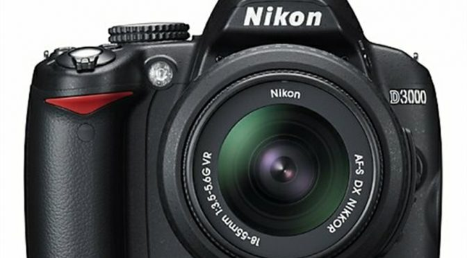 Nikon D3000 – Designed To Make Photography Simple And Fun