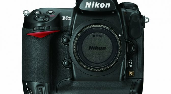Optimal Resolution from Your Nikon D3X