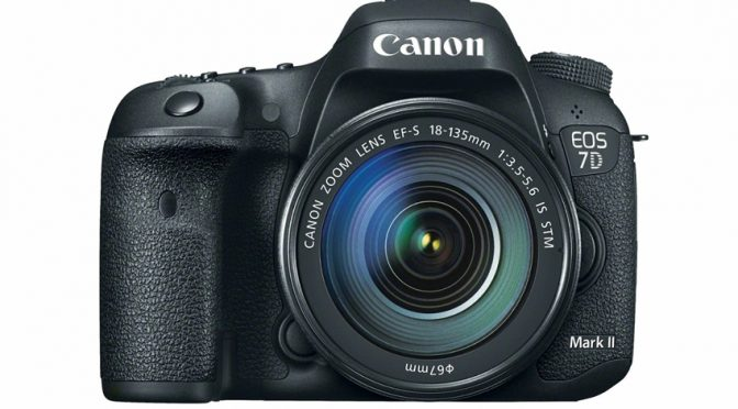 The Canon EOS 7D Mark II Digital Rebel Camera: To Enhance Just About Every Facet Of The Photographic Process