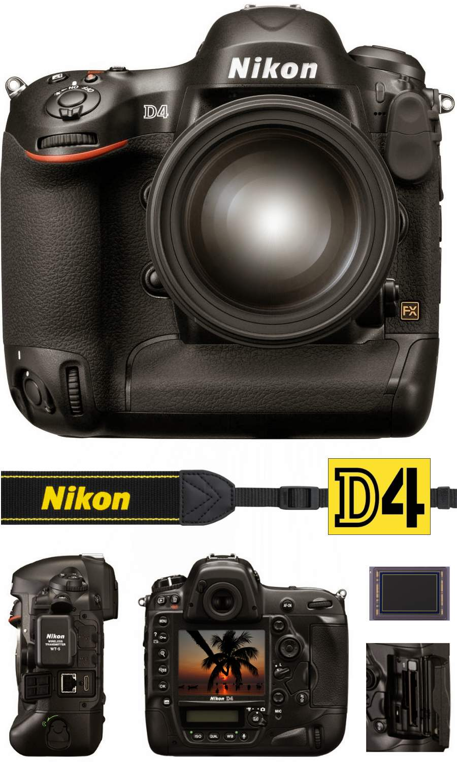This image has an empty alt attribute; its file name is Nikon-D4.jpg