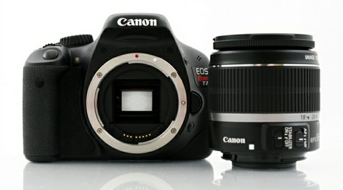 Canon EOS Rebel T2i Camera Review