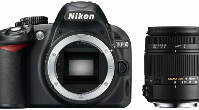 The Nikon D3100 – Is It A Good Camera For Amateurs