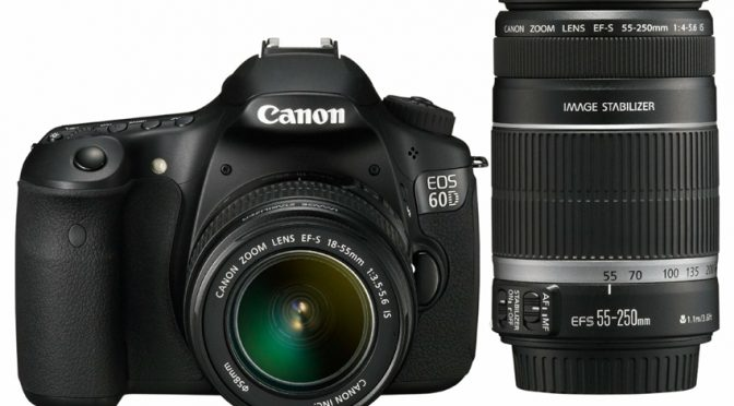 A Deeper Insight Into The Canon EOS 60D Rebel Camera