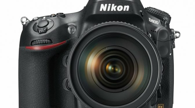 Create Monumental Images with Innovative Nikon D800