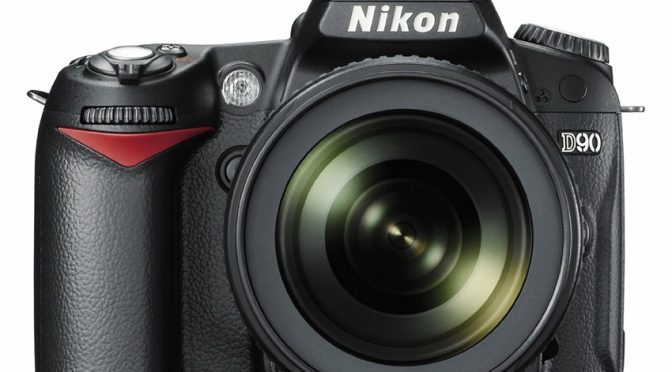 Capture The World with The Nikon D90
