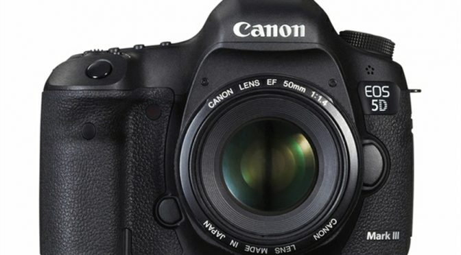 Canon EOS 5D Mark III: A Potential Market Leader In The Industry