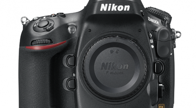 Excellent Focus, Premier Shot – The Nikon D800E