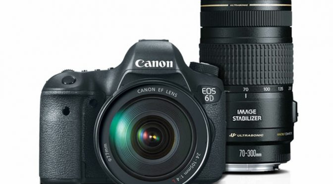 Digital Perfection Delivered in The Canon EOS 6D Body