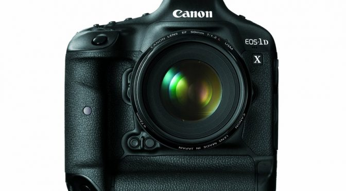 Canon EOS- 1D X Rebel SLR Camera: Combining Style with Quality.