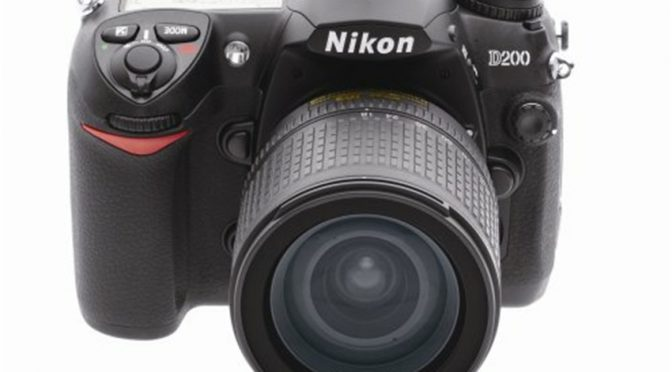 Nikon D200 – Excellent, Compact Camera, At a Great Price