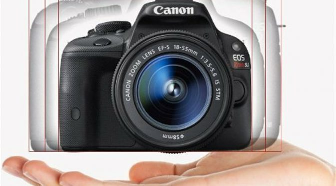 Style Meets Quality with Your New Canon EOS Rebel SL1