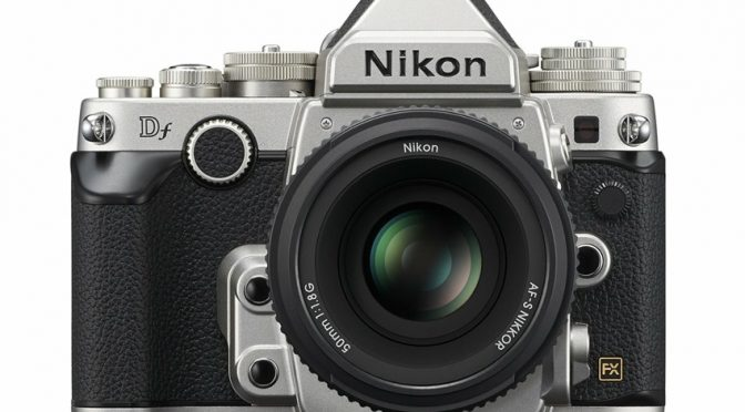 Unleash The Photographer in You with Nikon 1528 DF 16.2 MP