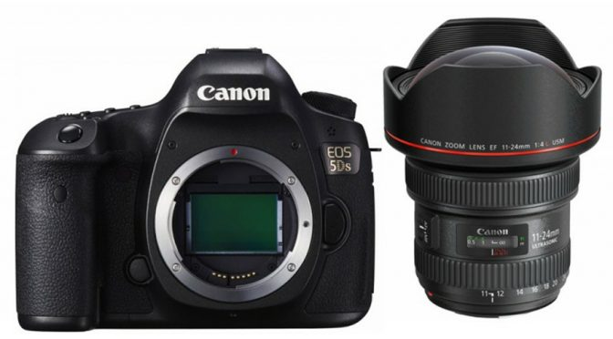 50.6MP Beast Canon EOS 5DS Takes High-Resolution DSLR to the Next Level