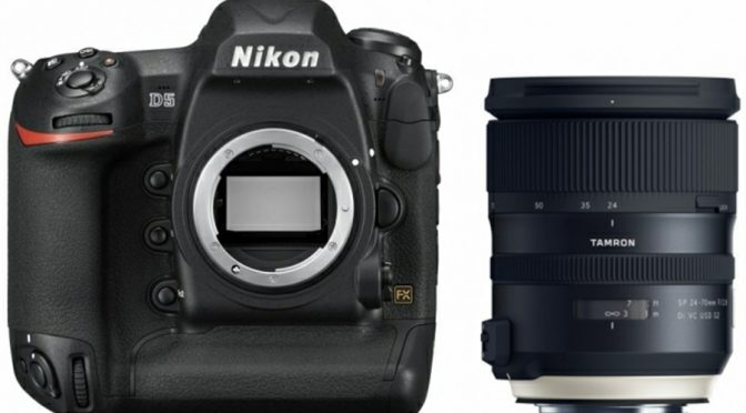100th Anniversary Nikon D5: Setting New Age Standards in Digital Photography