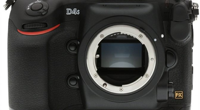 Nikon D4s – A Real Camera for Real Professionals