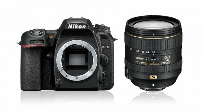 What you Need to Know About the Nikon D7500