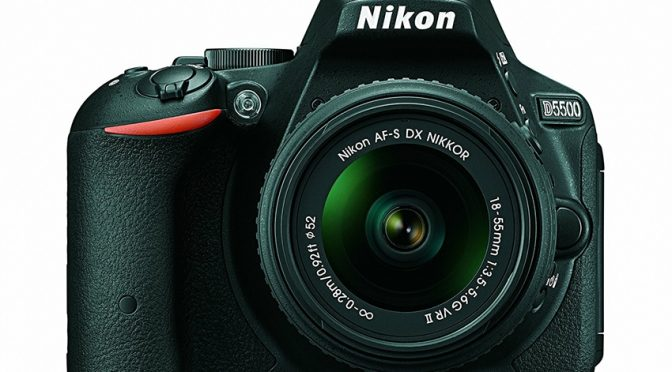 The Best Entry Level DSLR Camera