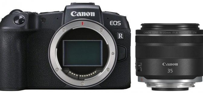 Canon EOS RP – The Best Budget Full-Frame Camera
