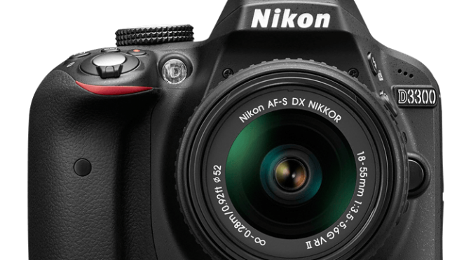 Looking for an excellent DSLR camera? Here is Nikon D3300 review