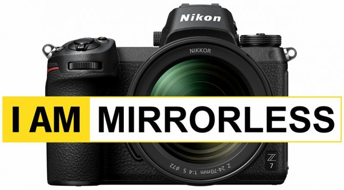 Nikon Z7 has it all for you – Don't be left out