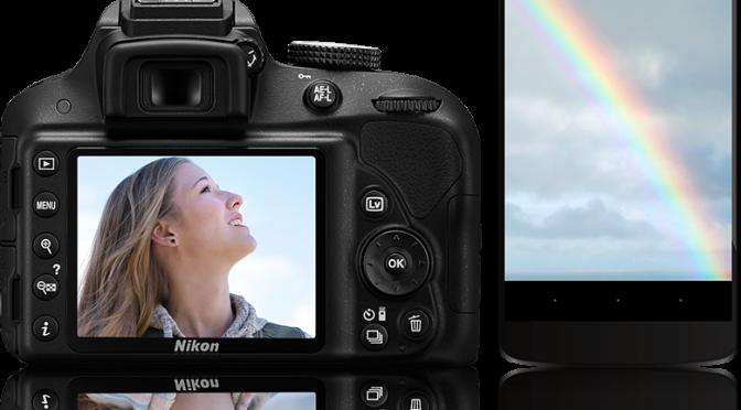 Own Nikon D3400-The best entry-level DSLR
