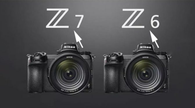 Grab your Nikon Z6 for high quality photos and videos