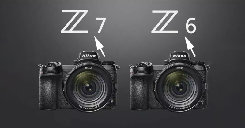Nikon Z6 | Canon vs  Nikon The Cutting Edge Review